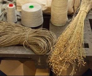 Verde ecologico fibras naturales fibra vegetal Sostenibilidad