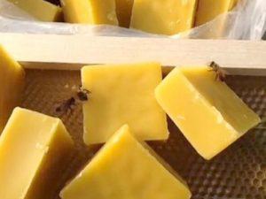 Pack Cera Abejas MADERA cera de abejas para cuidar la madera ecológica sostenible miel cuidar a las abejas mas