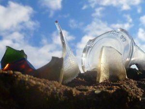 CRISTAL reciclado ecologico Sostenibilidad