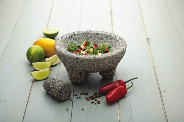 Mortero Piedra Marmol cocina ecológico sin plástico sinplastico sostenible antiplastico
