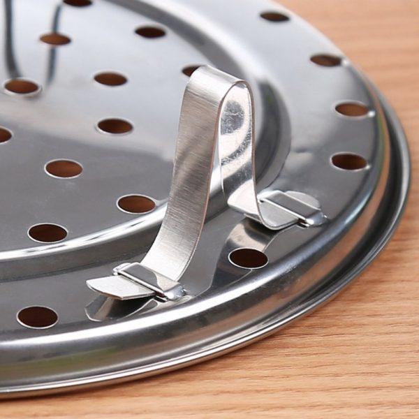 Bandeja-METAL-Cocina-al-vapor-pie artesanía comprar sin plástico sostenible ecológico