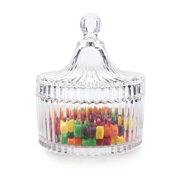 Caja-Caramelos-CRISTAL-redonda comprarsinplastico comprar sin plástico dash