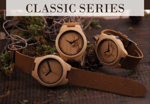 Reloj-BAMBÚ-y-CUERO-Lobo-serie-clásica comprar sin plástico moda elegante btc