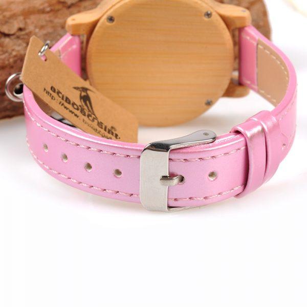 Reloj-BAMBÚ-y-CUERO-Rosa-atras.jpg comprar sin plástico moda elegante btc