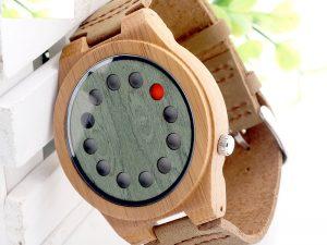Reloj-BAMBÚ-y-CUERO-original-lateral comprar sin plástico moda elegante btc