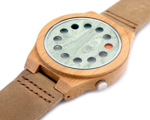 Reloj-BAMBÚ-y-CUERO-original-modelo-piel comprar sin plástico moda elegante bitcoin