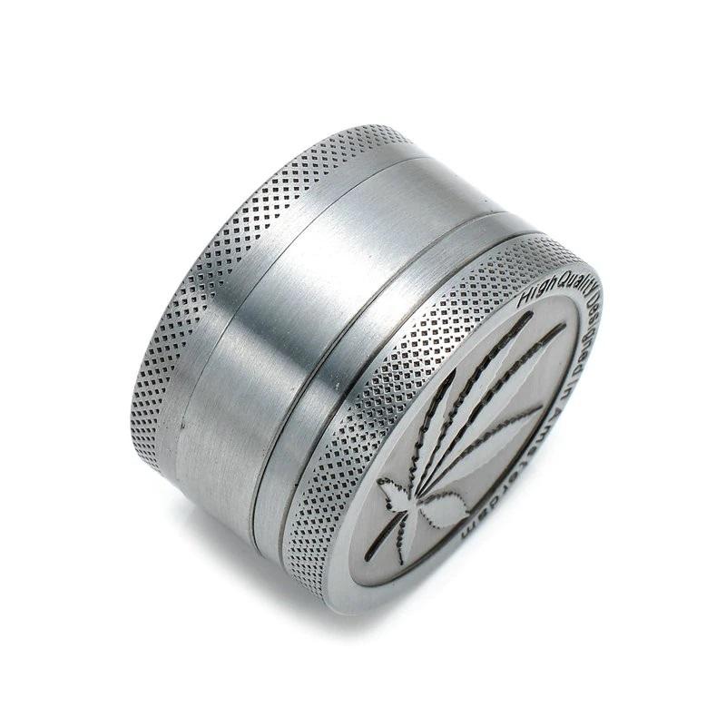 Grinder Aluminio triturador 3 alturas 3 amsterdam plata perfil comprar sin plástico