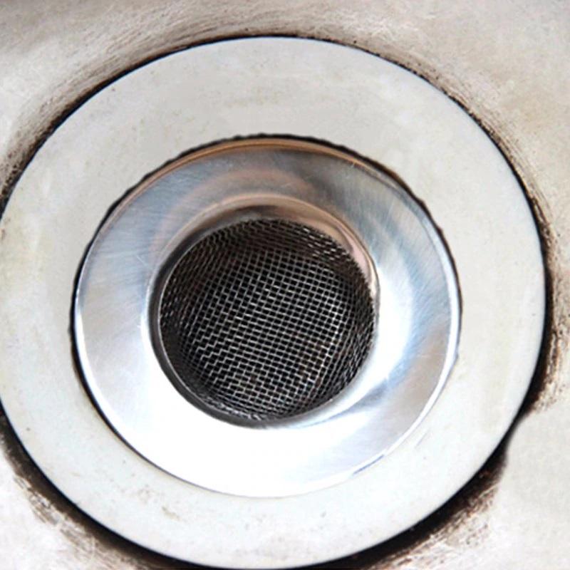 Tapa Colador METAL fregadero cocina y lavabo