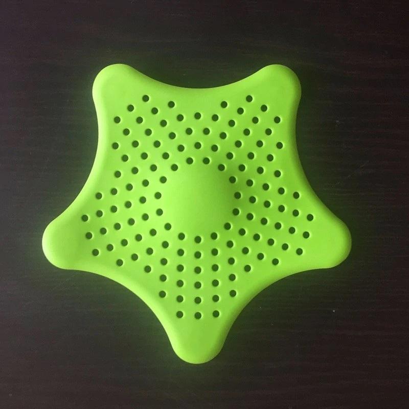 Ventosa SILICONA Baño y Cocina verde fregadero colador antideslizante ecológica sostenible reutilizable