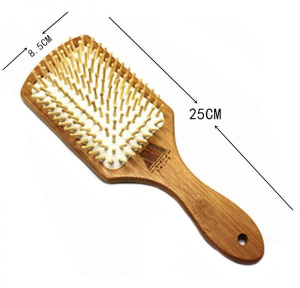 Cepillo de ventilación BAMBÚ para el cabello comprar sin plástico ecológico