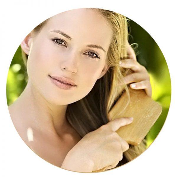 Cepillo de ventilación BAMBÚ para el cabello comprar sin plástico sostenible