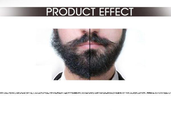 Acondicionador para barbas y bigotes ecológico diferentes barbas y bigotes