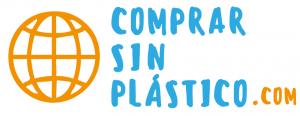 logo elogo en blanco de comprar sin plástico comprarsinplastico website white logo mundo ecológico y sostenible aceptamos bitcoins y aceptamos altcoins sostenibles y ecológicos