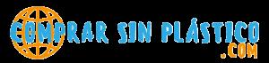 Comprar SIN plastico logo transparente ecologico sostenible