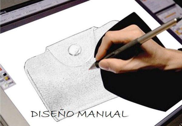 Tarjetero Unisex CUERO 6 Colores, ecológico y sostenible. Natural diseño manual genuino