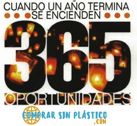 65 oportunidades Comprar sin plástico