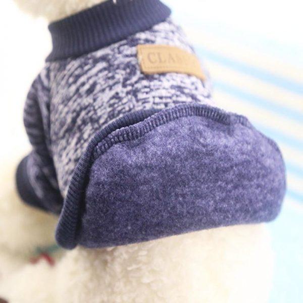 Ropita Invierno colores para perros ALGODÓN sostenible ecológico comprar sin plástico