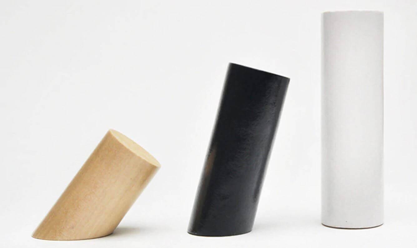 Percha Madera de Diseño ecológico, original, útil, para la ropa en casa, comprar sin plástico, tres modelos