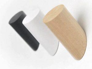 Percha Madera de Diseño ecológico, original, útil, para la ropa en casa, comprar sin plástico, tendrás todo colocado