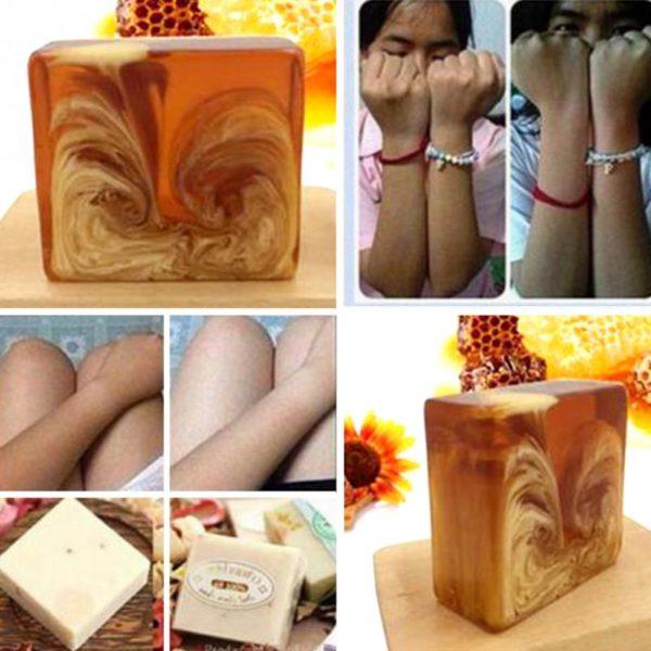 Jabón de Miel Natural ecoempresa saludable comprarsinplastico comprar sin plastico sostenible