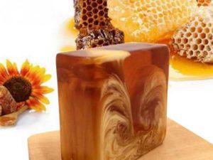 Jabón de Miel Natural