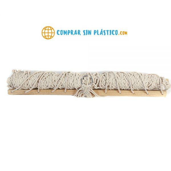 Hamaca PORTATIL Columpio Exterior hamaca sostenible ecológica reciclable con madera